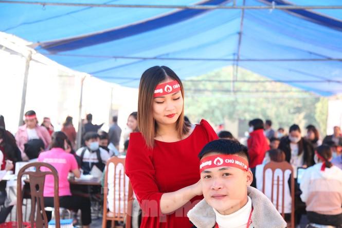 Sôi nổi ngày hội Chủ nhật Đỏ tại Bắc Giang - ảnh 6