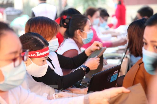 Sôi nổi ngày hội Chủ nhật Đỏ tại Bắc Giang - ảnh 2