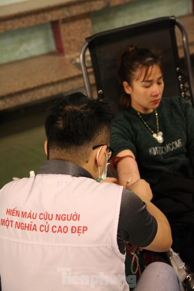 Sôi nổi ngày hội Chủ nhật Đỏ tại Bắc Giang - ảnh 8