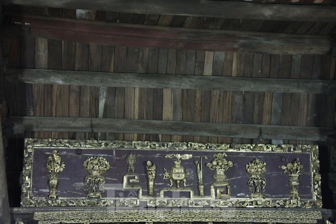 Độc đáo bảo vật quốc gia Cửa võng tại đình làng Thổ Hà ở Bắc Giang - ảnh 3