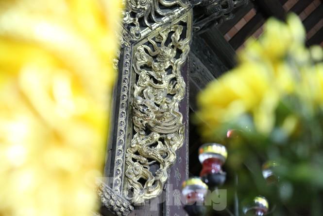 Độc đáo bảo vật quốc gia Cửa võng tại đình làng Thổ Hà ở Bắc Giang - ảnh 8