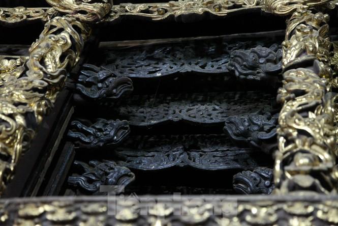 Độc đáo bảo vật quốc gia Cửa võng tại đình làng Thổ Hà ở Bắc Giang - ảnh 6
