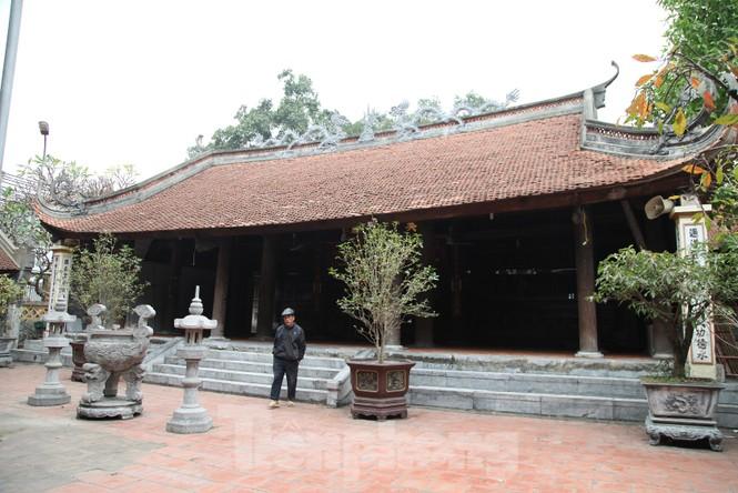 Độc đáo bảo vật quốc gia Cửa võng tại đình làng Thổ Hà ở Bắc Giang - ảnh 12