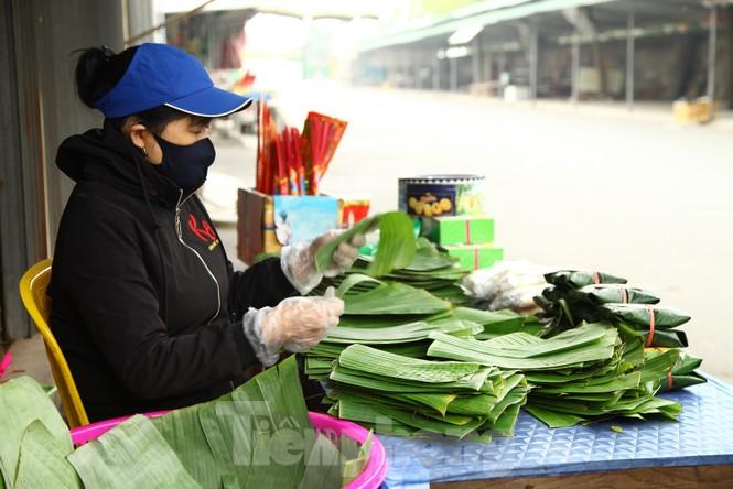 Cảnh dân làng nghề bánh phu thê ngon nức tiếng tại Bắc Ninh cần mẫn giữa vụ bánh Tết khó khăn - ảnh 8