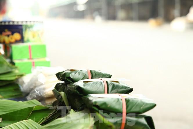 Cảnh dân làng nghề bánh phu thê ngon nức tiếng tại Bắc Ninh cần mẫn giữa vụ bánh Tết khó khăn - ảnh 14