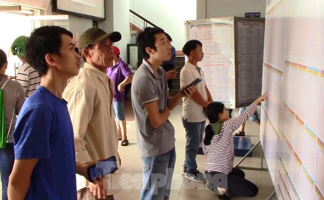 Gần 50.000 vé tàu Tết được đặt trong sáng đầu tiên ga Sài Gòn mở bán - ảnh 1