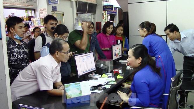 Gần 50.000 vé tàu Tết được đặt trong sáng đầu tiên ga Sài Gòn mở bán - ảnh 3
