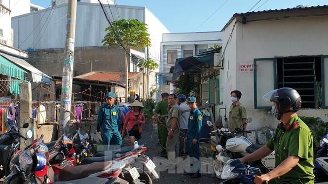 Bắt nghi can phóng hỏa phòng trọ làm 3 người chết ở Sài Gòn - ảnh 1