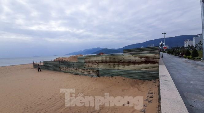 Dừng thi công dự án quán cà phê trên bờ biển Quy Nhơn - ảnh 4