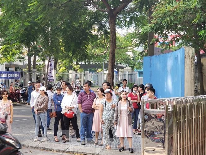 Thí sinh Đà Nẵng tranh thủ ôn tập trước giờ G - ảnh 7