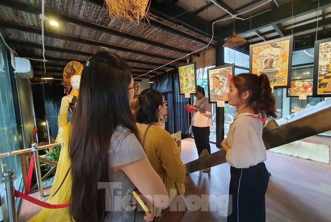 Xem người trẻ Đà Nẵng kể chuyện làng nghề - ảnh 3