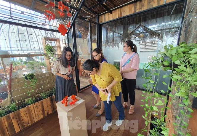 Xem người trẻ Đà Nẵng kể chuyện làng nghề - ảnh 8