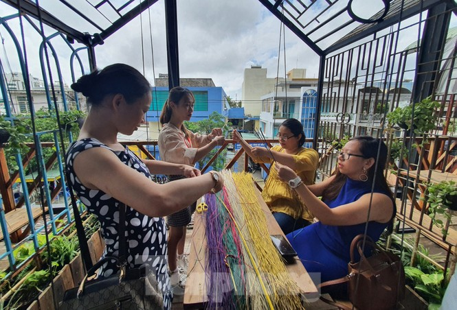 Xem người trẻ Đà Nẵng kể chuyện làng nghề - ảnh 11
