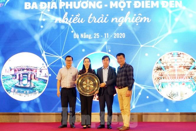 Đà Nẵng, Huế, Quảng Nam liên kết kích cầu du lịch cuối năm - ảnh 1