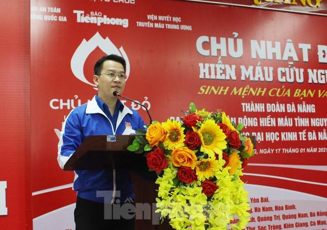 Chủ nhật Đỏ tại Đà Nẵng dự kiến thu về 1000 đơn vị máu  - ảnh 5
