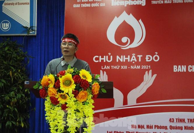 Chủ nhật Đỏ tại Đà Nẵng dự kiến thu về 1000 đơn vị máu  - ảnh 6