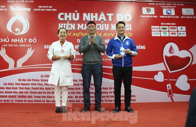 Chủ nhật Đỏ tại Đà Nẵng dự kiến thu về 1000 đơn vị máu  - ảnh 7