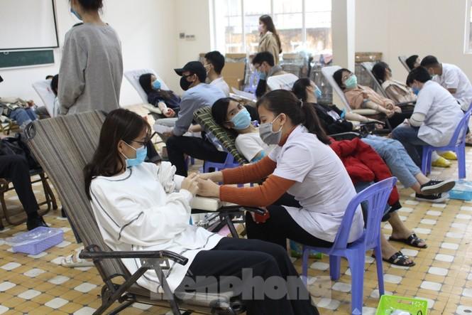 Chủ nhật Đỏ tại Đà Nẵng dự kiến thu về 1000 đơn vị máu  - ảnh 12