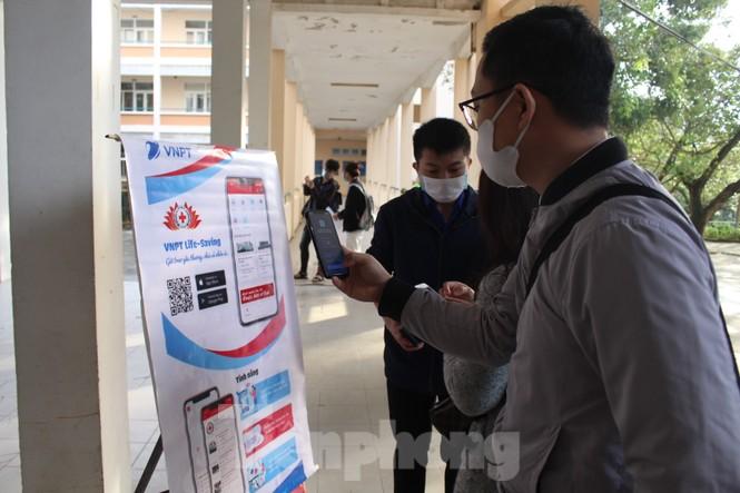 Đà Nẵng: Háo hức trải nghiệm đăng kí 4.0 tại Chủ nhật Đỏ 2021  - ảnh 2