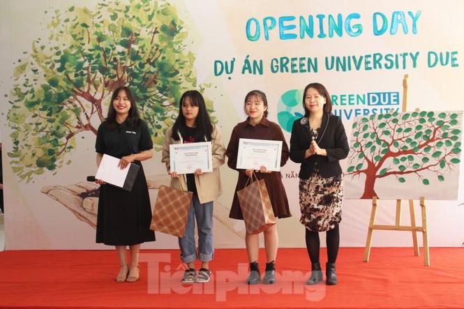 Giới trẻ Đà Nẵng hào hứng với thử thách sống xanh - ảnh 2