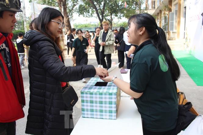 Giới trẻ Đà Nẵng hào hứng với thử thách sống xanh - ảnh 3