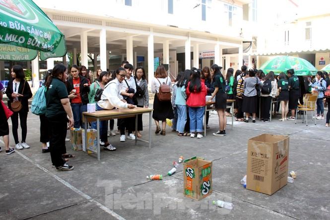 Giới trẻ Đà Nẵng hào hứng với thử thách sống xanh - ảnh 7