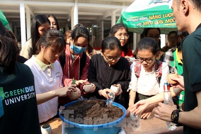 Giới trẻ Đà Nẵng hào hứng với thử thách sống xanh - ảnh 4