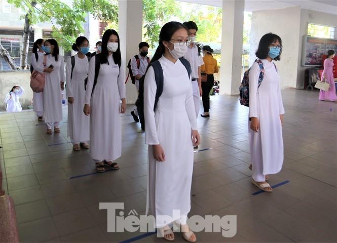 Ngày đầu tiên chính thức đến trường của teen Đà Nẵng trong năm học mới - ảnh 5