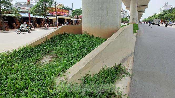 Hình hài đường sắt Nhổn - Ga Hà Nội sau 2 năm chậm tiến độ - ảnh 17
