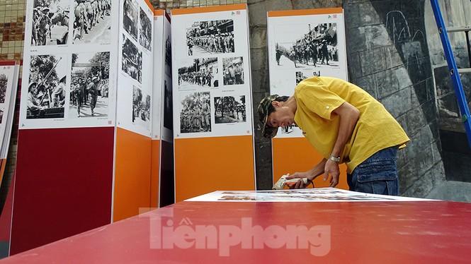 Tái hiện thời khắc lịch sử giải phóng Thủ đô cách đây 65 năm - ảnh 10