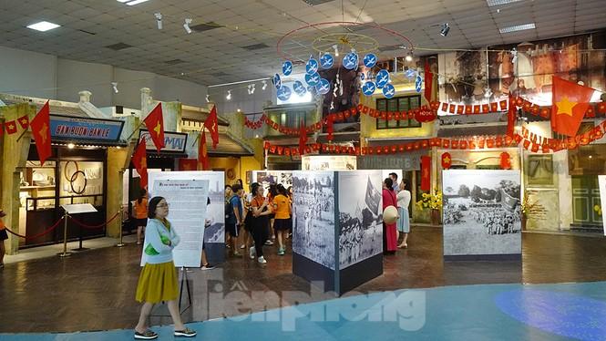 65 năm giải phóng Thủ đô - Hà Nội có một 'mùa thu năm ấy' - ảnh 2