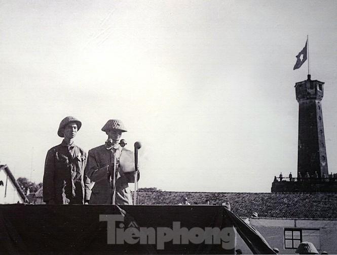 65 năm giải phóng Thủ đô - Hà Nội có một 'mùa thu năm ấy' - ảnh 10