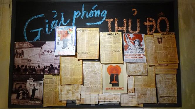 65 năm giải phóng Thủ đô - Hà Nội có một 'mùa thu năm ấy' - ảnh 16