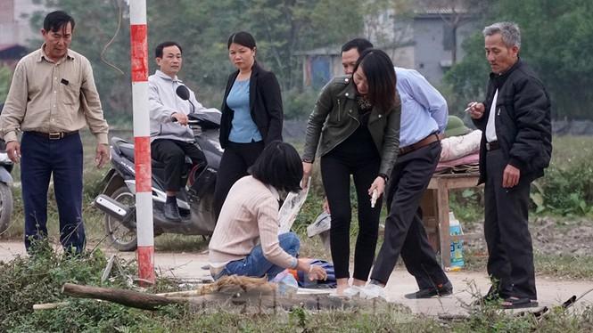 Hình ảnh người dân Nam Sơn tháo lều bạt sau đối thoại với chính quyền - ảnh 4