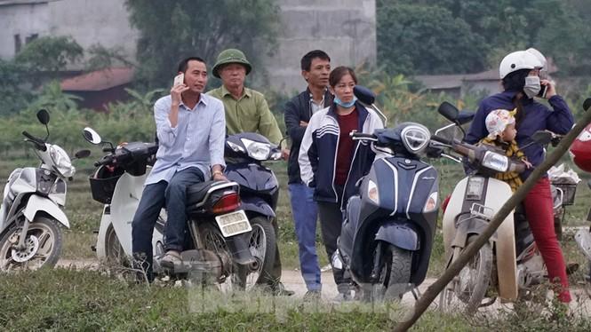 Hình ảnh người dân Nam Sơn tháo lều bạt sau đối thoại với chính quyền - ảnh 7