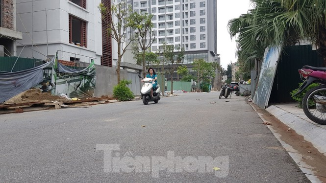 Bên trong dự án mua căn hộ chung cư phải trả thêm tiền đất làm đường ở Hà Nội - ảnh 5
