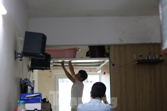 Chung cư dành cho công nhân vừa sử dụng đã xuống cấp - ảnh 3
