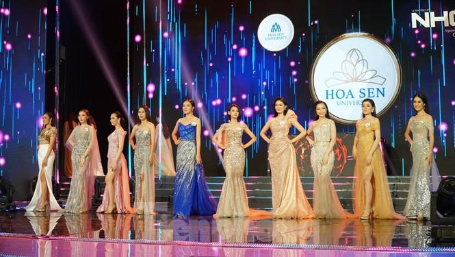 Võ Ngọc Hồng Đào đăng quang 'Nét đẹp sinh viên HSU 2020' - ảnh 2