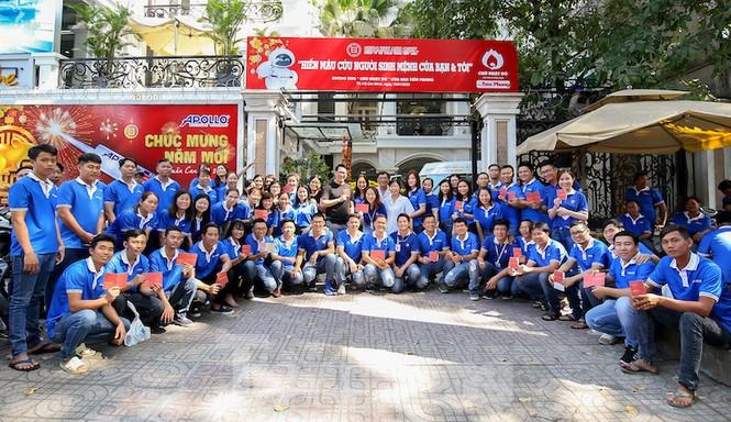 TPHCM khởi động Chủ nhật đỏ 2020 - ảnh 4