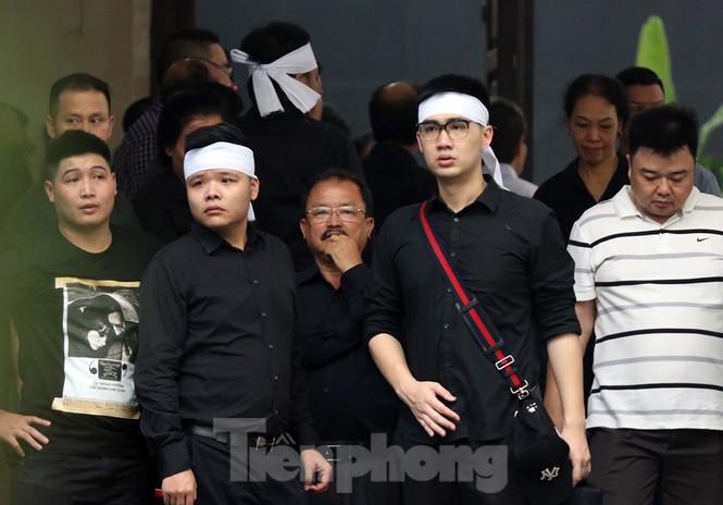 Di quan ông Trần Bắc Hà vào Sài Gòn làm tang lễ theo nguyện vọng gia đình - ảnh 2