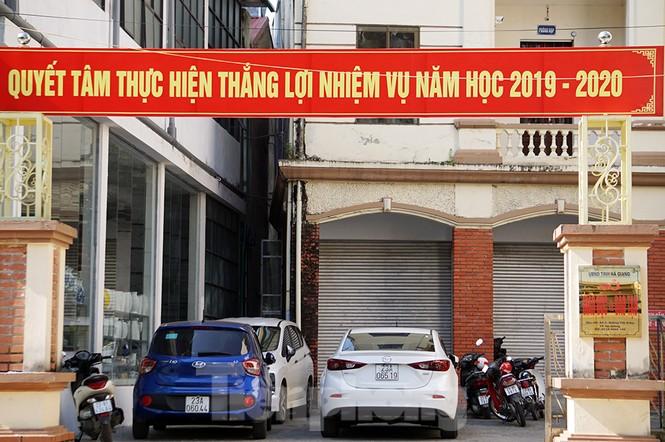 Cận cảnh nơi cất giữ tài liệu vụ gian lận điểm thi tại Hà Giang  - ảnh 1