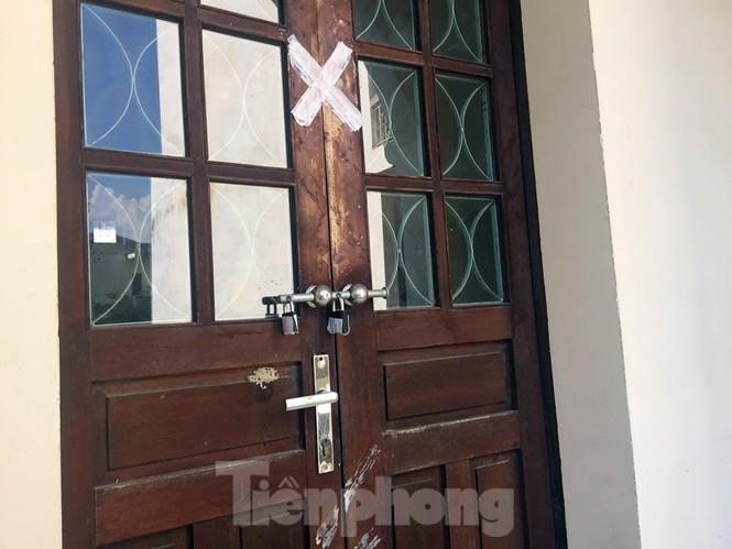 Cận cảnh nơi cất giữ tài liệu vụ gian lận điểm thi tại Hà Giang  - ảnh 3