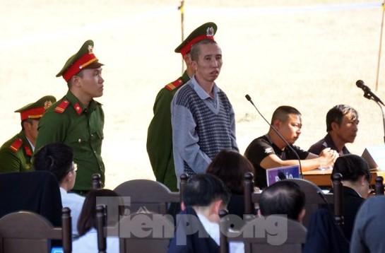 Kẻ chủ mưu bắt, hiếp, giết nữ sinh Điện Biên kêu oan, tố bị đánh đập ép cung - ảnh 3