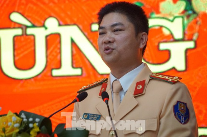 30 tổ cảnh sát 141 Hà Nội chống đua xe, gây rối dịp Tết Nguyên đán - ảnh 1