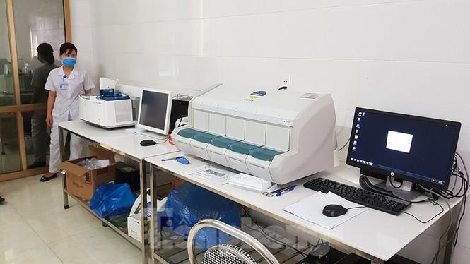 26 thiết bị y tế trị giá hơn 37 tỷ đồng 'đắp chiếu' ở Hải Dương - ảnh 5