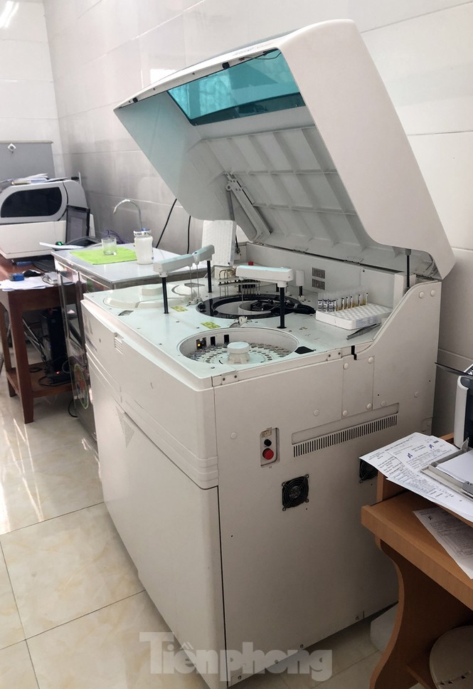 26 thiết bị y tế trị giá hơn 37 tỷ đồng 'đắp chiếu' ở Hải Dương - ảnh 7