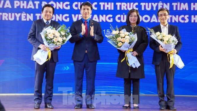 TƯ Đoàn ra mắt ứng dụng Thanh niên Việt Nam trực tuyến - ảnh 2