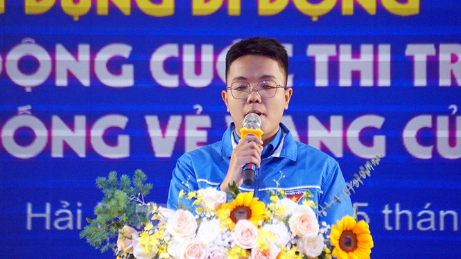 TƯ Đoàn ra mắt ứng dụng Thanh niên Việt Nam trực tuyến - ảnh 3