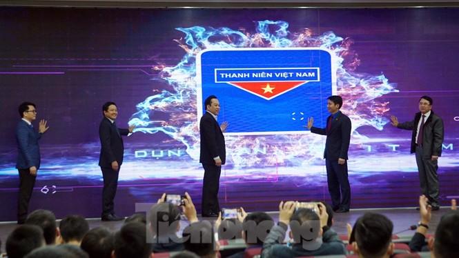 TƯ Đoàn ra mắt ứng dụng Thanh niên Việt Nam trực tuyến - ảnh 1