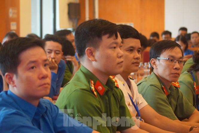 Đảng viên trẻ tiên phong 'Cần, Kiệm, Liêm, Chính, Chí công vô tư' - ảnh 3